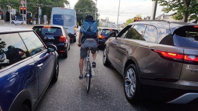 Zürich will weniger Autoverkehr