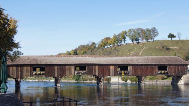 Ein Abstecher an den Rhein