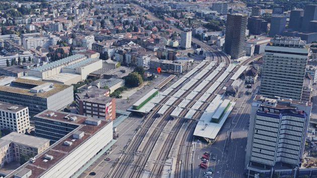 Die Stadt Zürich und der Veloverkehr
