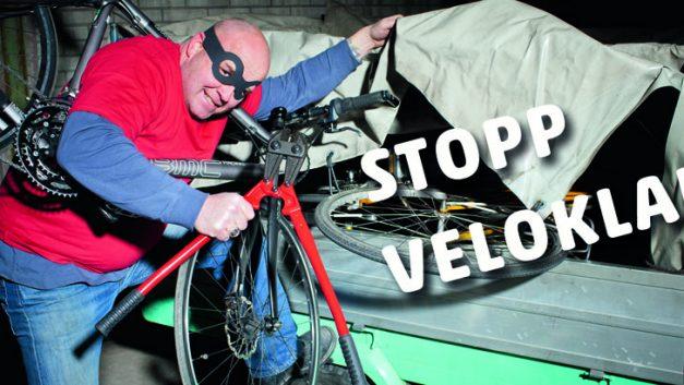 Stopp Veloklau
