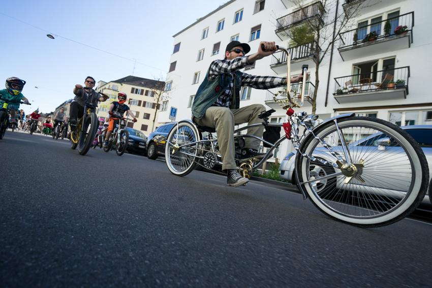 Pro Velo - Urban Bike Festival Diverse Velos