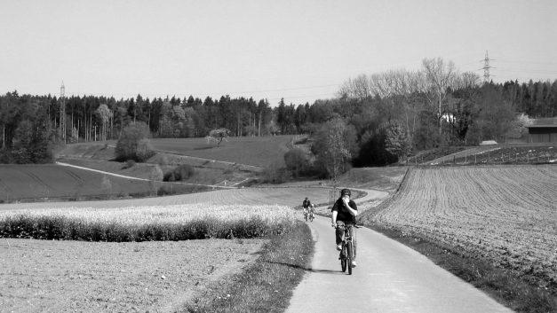 Velotour von Winterthur nach Frauenfeld