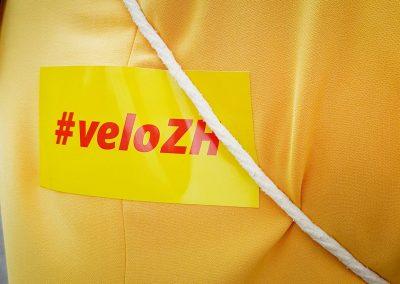 Pro Velo - Instameet Logo VeloZH von @Spaghetti_Factory_Rosenhof