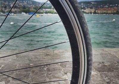 Pro Velo - Instameet Rad und Zuerichsee von @Spaghetti_Factory_Rosenhof