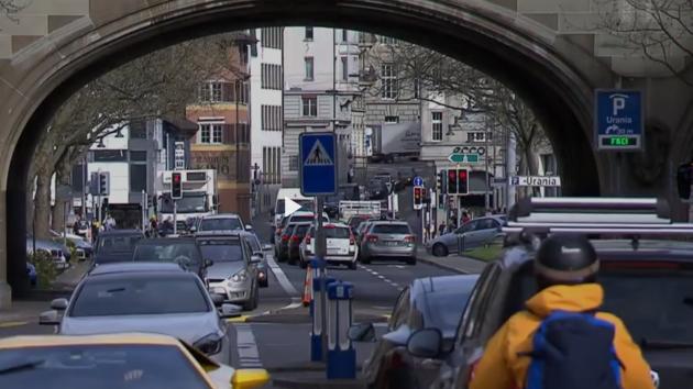 Velokrieg auf Schweizer Strassen