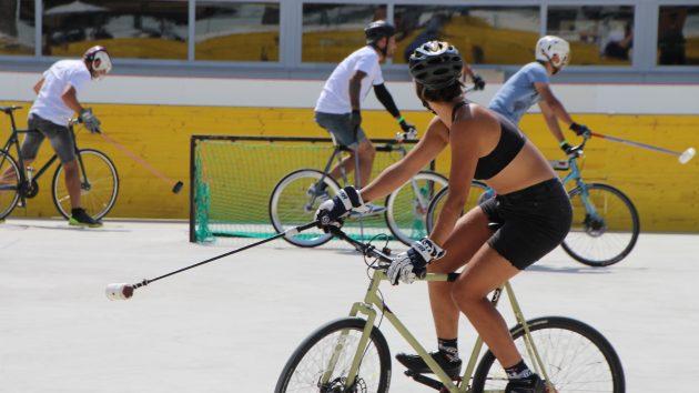 Ein Sport nicht nur für Velofreaks