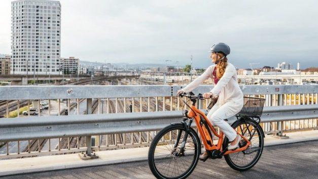 Helmpflicht für langsame E-Bikes
