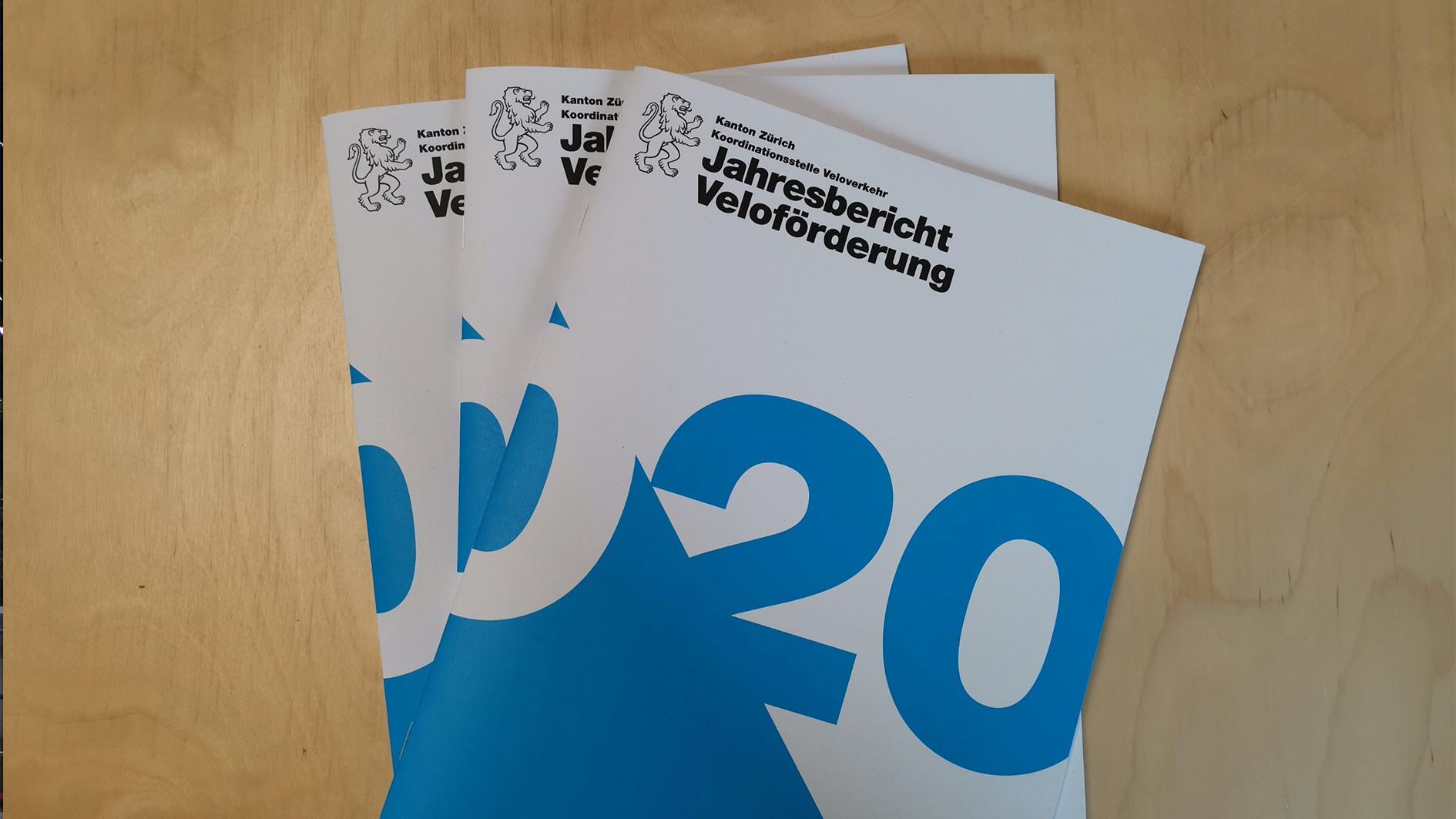 Das VeloförderprogramM im Kanton Zürich