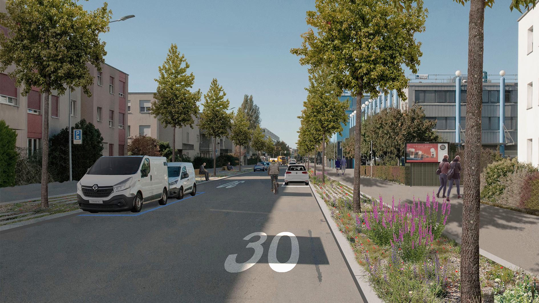 Mehr Klimaschutz für unser Städte