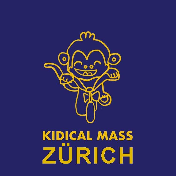 Kidical Mass Zürich: Veloumzug für Kinder